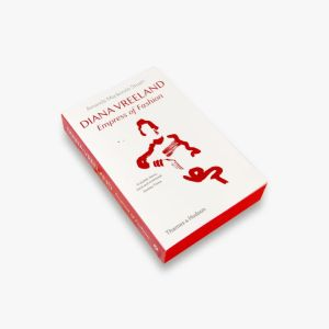Book Diana Vreeland Empress of Fashion by Amanda MacKenzie Stuart