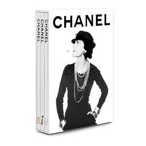 Book cover Chanel 3-Book Slipcase
