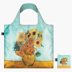 Vincent Van Gogh's Vase with Sunflowers