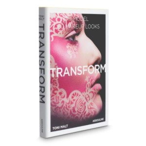 Book cover Transform 60 Makeup looks