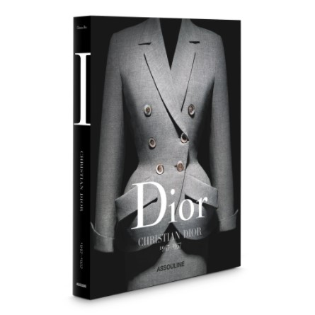 Book cover Dior by Christian Dior