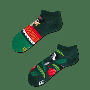 Feel Frida Low Socks