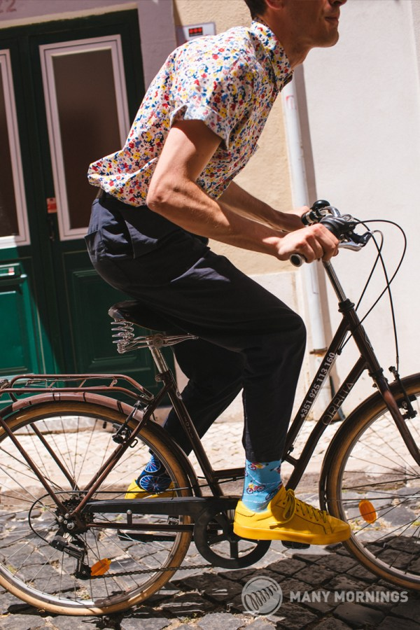 The Bicycles Socks