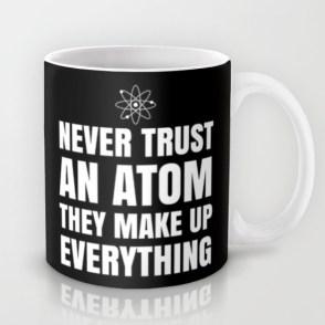 Creative Angel Atom Mug