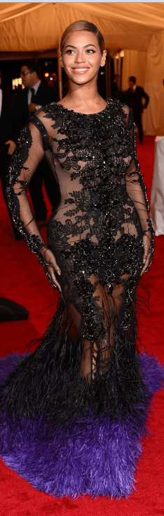 Beyoncé Red Carpet