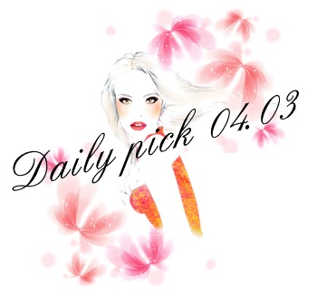Daily pick 04.03