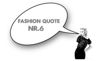 Fashion quotes 6