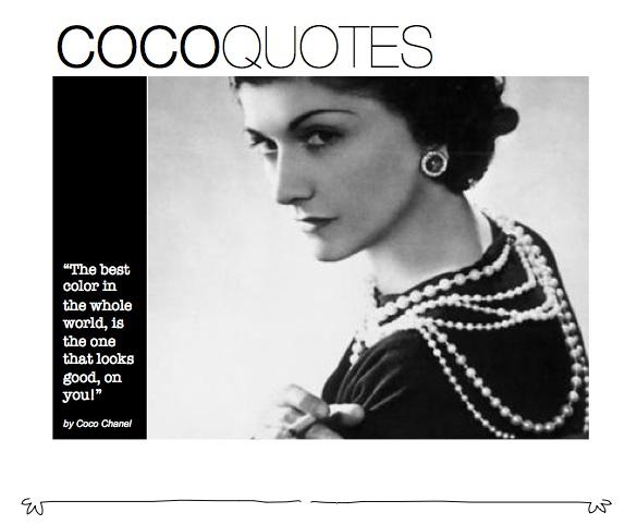 Fashion quote nr.3