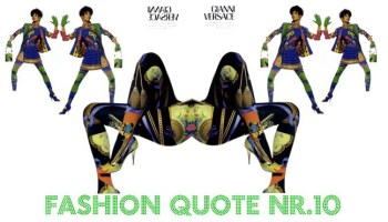 Fashion quote nr10 kaas
