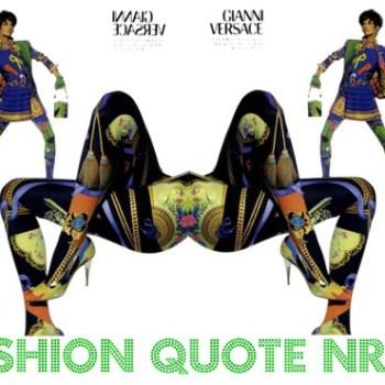 Fashion quote nr10 kaas