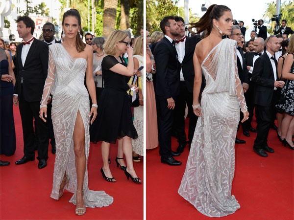 7 Best and worst dressed stars at Cannes Film Festival 2014 - alessandra-ambrosio-cannes-2014-worst-dressed