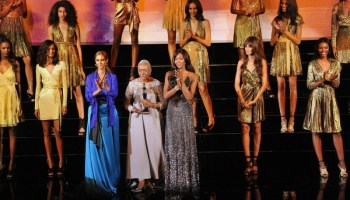 CFDA Awards Winners Iman-Bethann