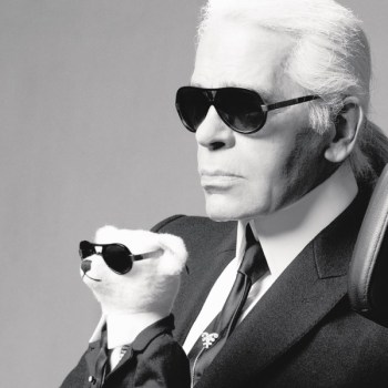 Karl-Lagerfeld is designing for Louis Vuitton