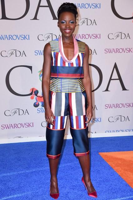 CFDA Awards Winners Lupita-Nyongo