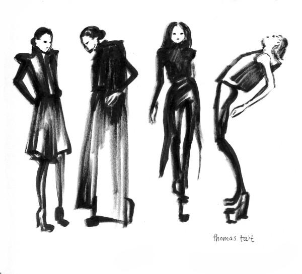 Thomas Tait Sketch
