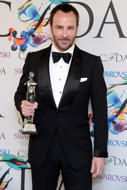 CFDA Awards Winners Tom-Ford