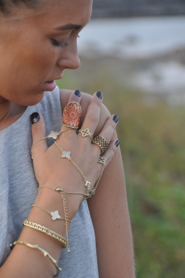 Collaboration: Lia Sophia jewellery from Ooolala.ee