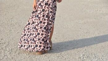 What I was wearing at Baltika AW14 fashion show?