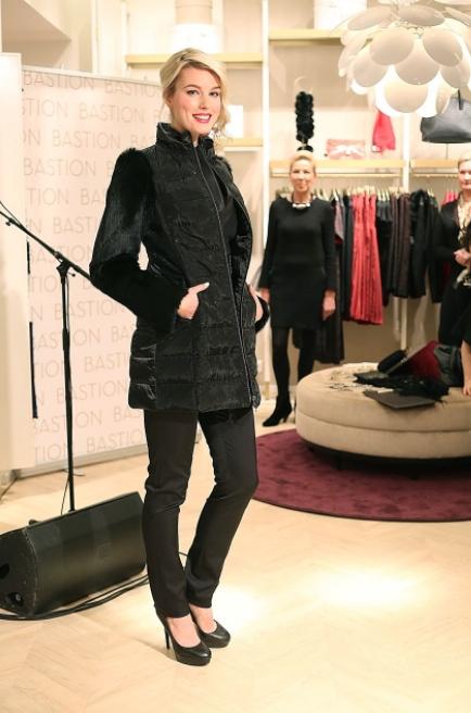 Bastion Christmas fashion show