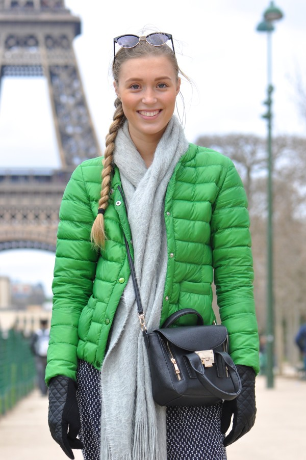 Fashionista in Paris