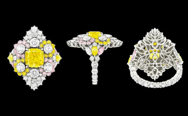 The Cher Dior High Jewelry Collection