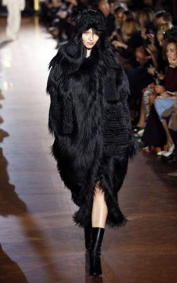 Stella McCartney, faux fur coat - Fall/Winter 2015