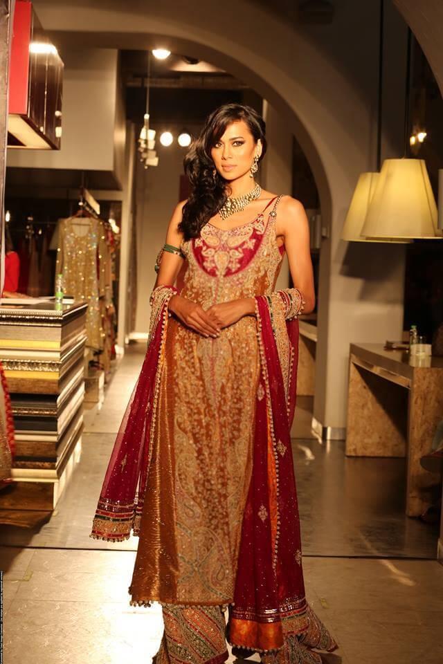 Pakistan Wedding Dresses 2014