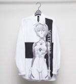 """""""Rei Ayanami shirt"""" 41,040 yen (~$350)"""