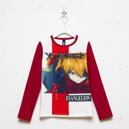 """Asuka Print T-shirt (red)"" 20,520 yen (~$174)"