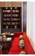 Muze Restaurant Dining Room