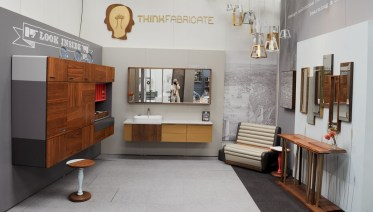 Think Fabricate at the 2014 Architectural Digest Home Design Show