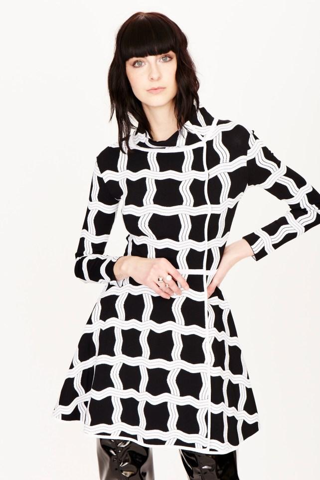 Paula Hian Fall-Winter Collection - Danielle Dress