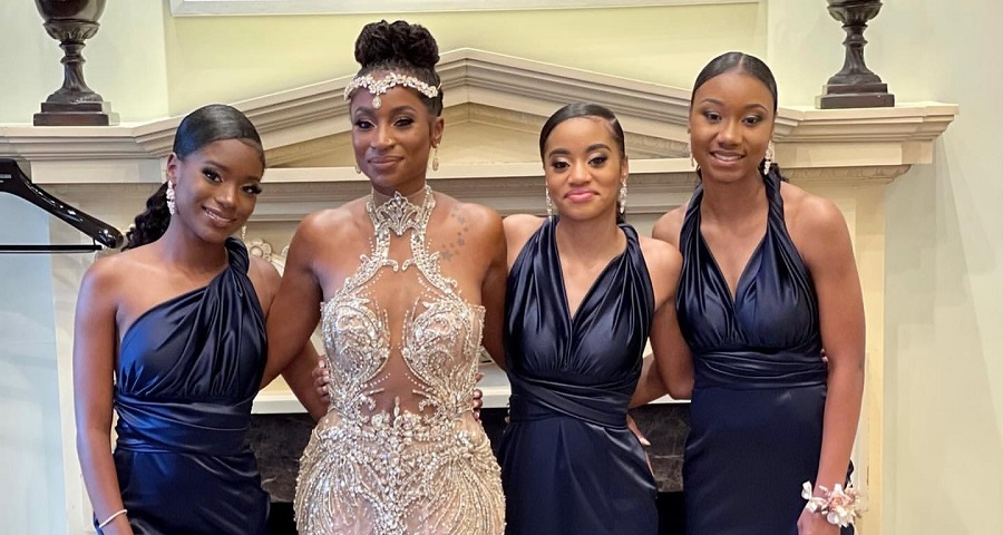 This Bride Who Postponed Her Wedding Twice Finally Married In Her Beautiful Gown