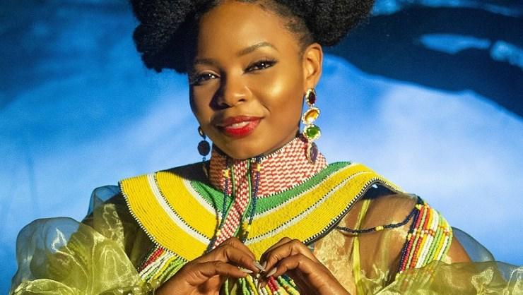 Yemi Alade-the Voice Nigeria 2021