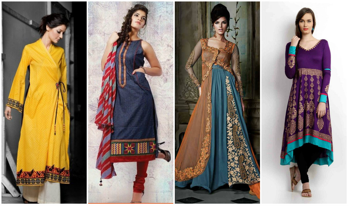 23 Types Of Kurtis You Can Have In Your Wardrobe Page 2
