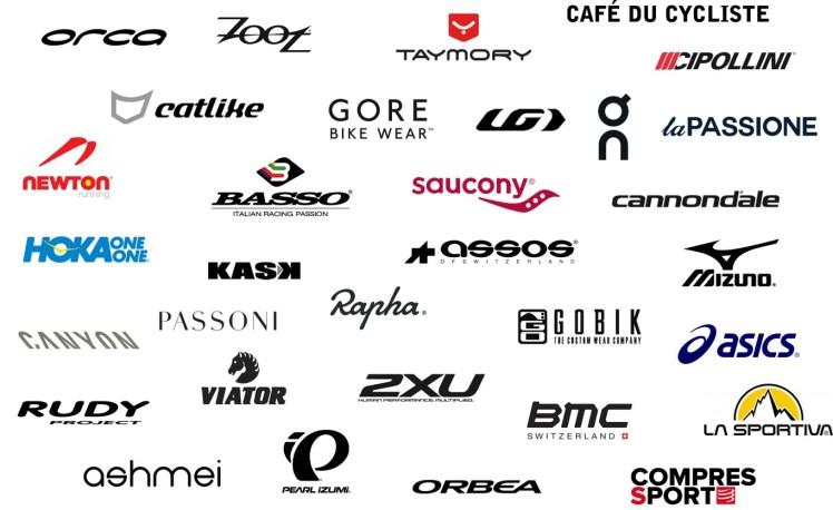 Triathlon sport brands swimming cycling running ironman