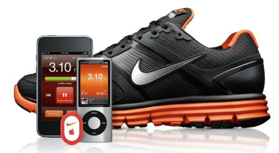 Nike+ sensor running performance internet of things - The Fashion Retailer