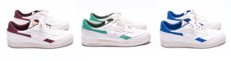 Wado shoes first collection sustainable sneakers