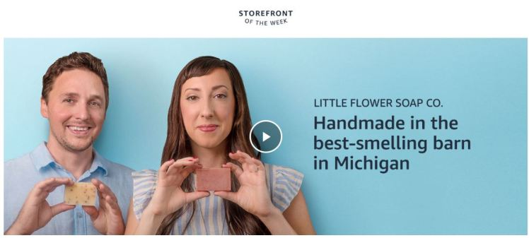 Amazon Storefronts proximity niche retailers local products long tail
