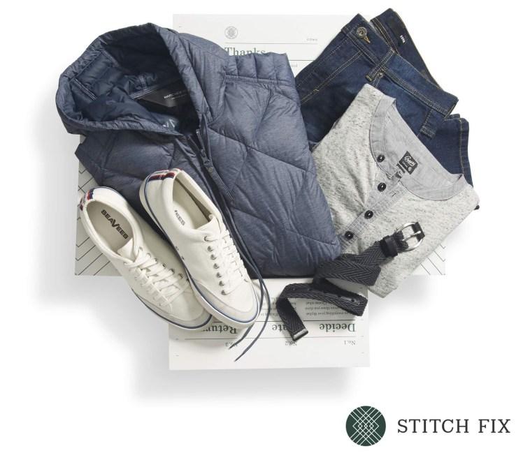 Stitch Fix subcription box apparel fashion business model