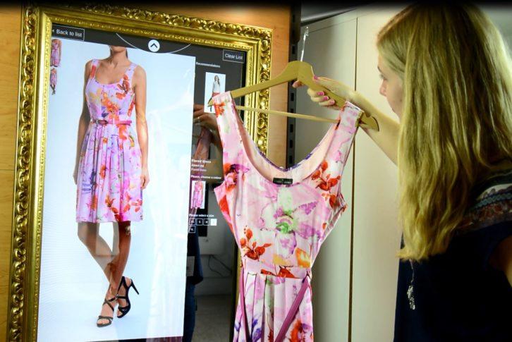 keonn smart fitting room rfid retail fashion