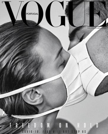 Vogue Portugal Coronavirus and Fashion