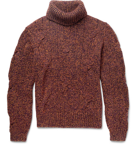 Berluti Cable Knit