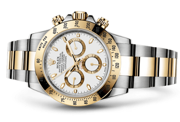 Rolex Cosmograph Steel And Yellow Gold