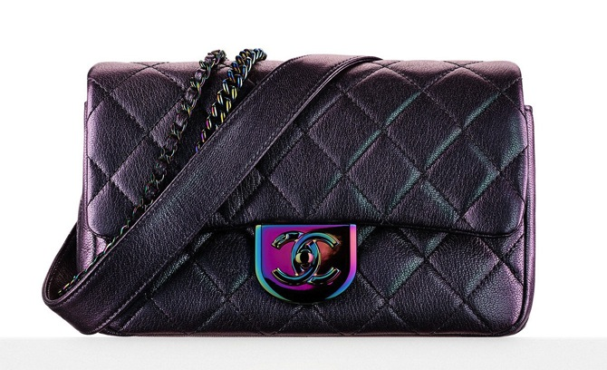 chanel-metallic-flap-bag-cruise-2015-rainbow-iridescent-hardware