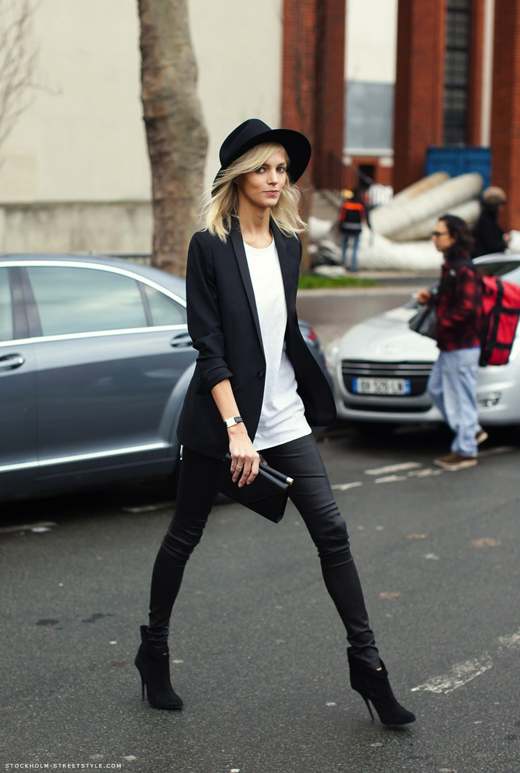model-style-leather-pants