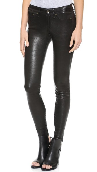 rag-bone-leather-skinny-pant