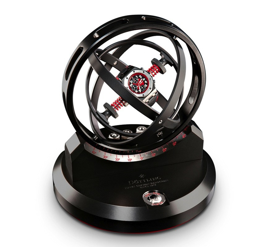 Dottling Gyrowinder Limited Edition Watch Winder