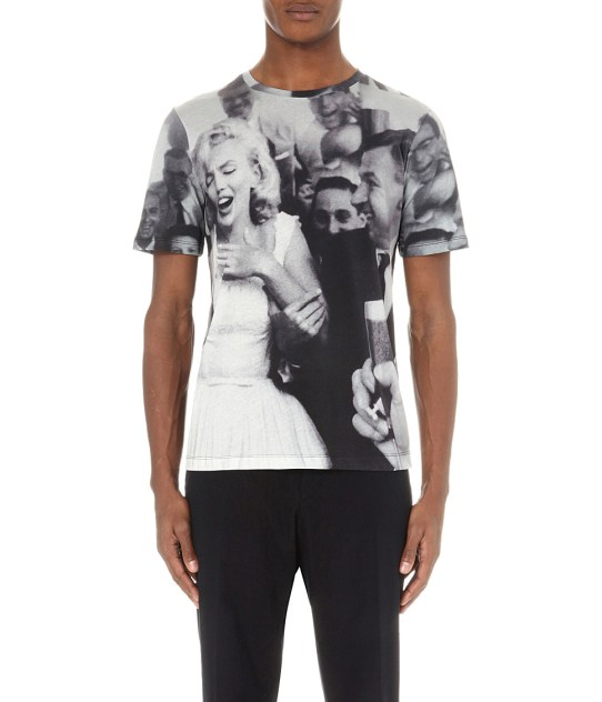 Dries Van Noten Hyga Marilyn Monroe T-Shirt