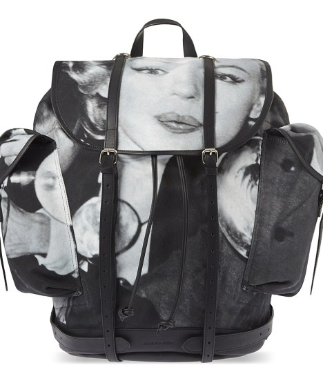 Dries Van Noten Marilyn Monroe Backpack